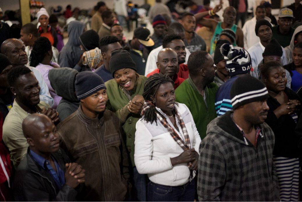 Haitianos en México: forzados a vivir en el limbo